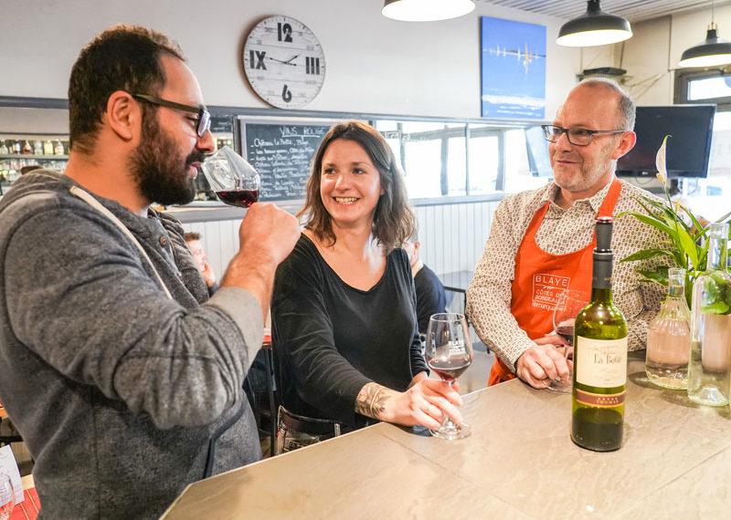 Blaye au Comptoir à Bordeaux – Reporté