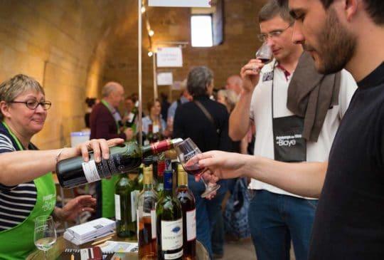 Printemps des Vins de Blaye chez les vignerons (annulé)