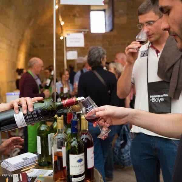 Printemps des Vins de Blaye chez les vignerons