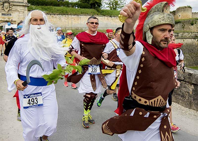 Marathon des Vins de Blaye (annulé)