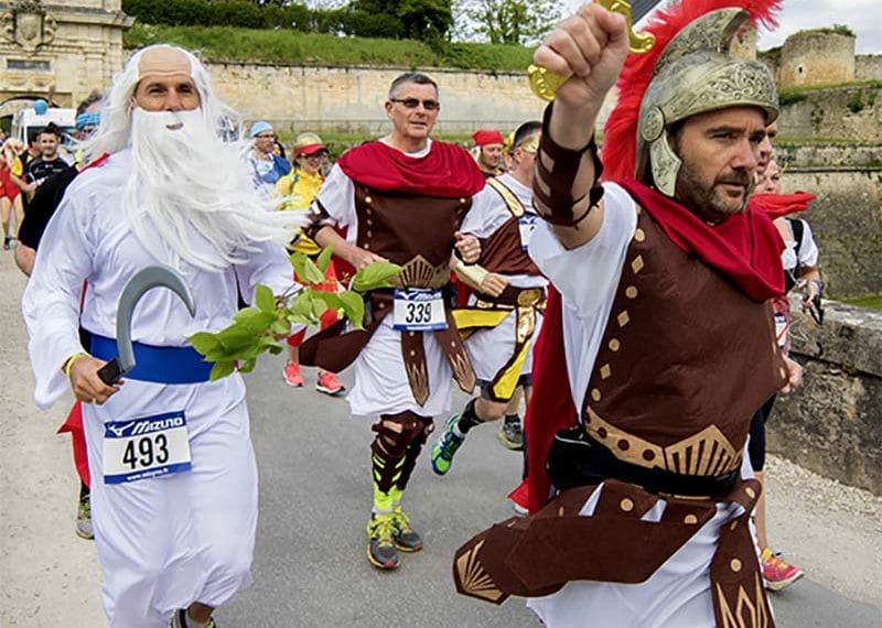 Marathon des Vins de Blaye