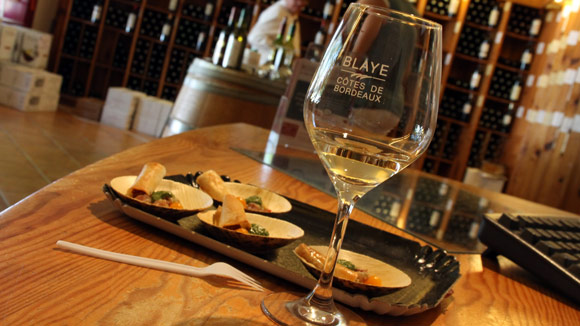 Les vins de Blaye Côtes de Bordeaux rouges et blancs : quels accords ?