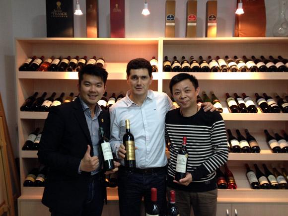 Les vins de Blaye Côtes de Bordeaux séduisent à l'export