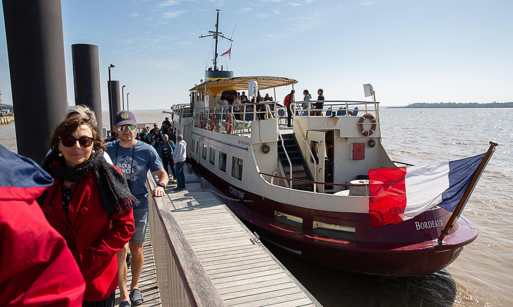 Transports au départ de Bordeaux
