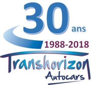 logo 30 ans Transhorizon
