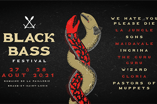 Black Bass Festival Edition 2021 !