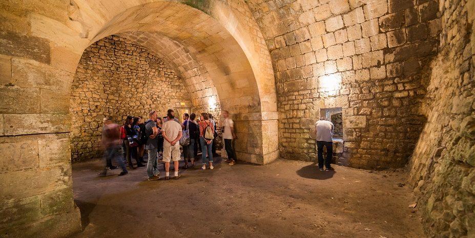 Visite guidée de la Citadelle par les souterrains