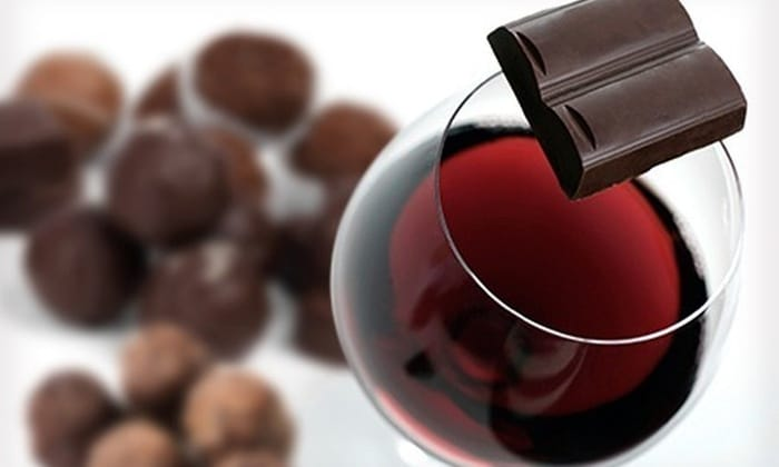 Atelier accords chocolats et vins