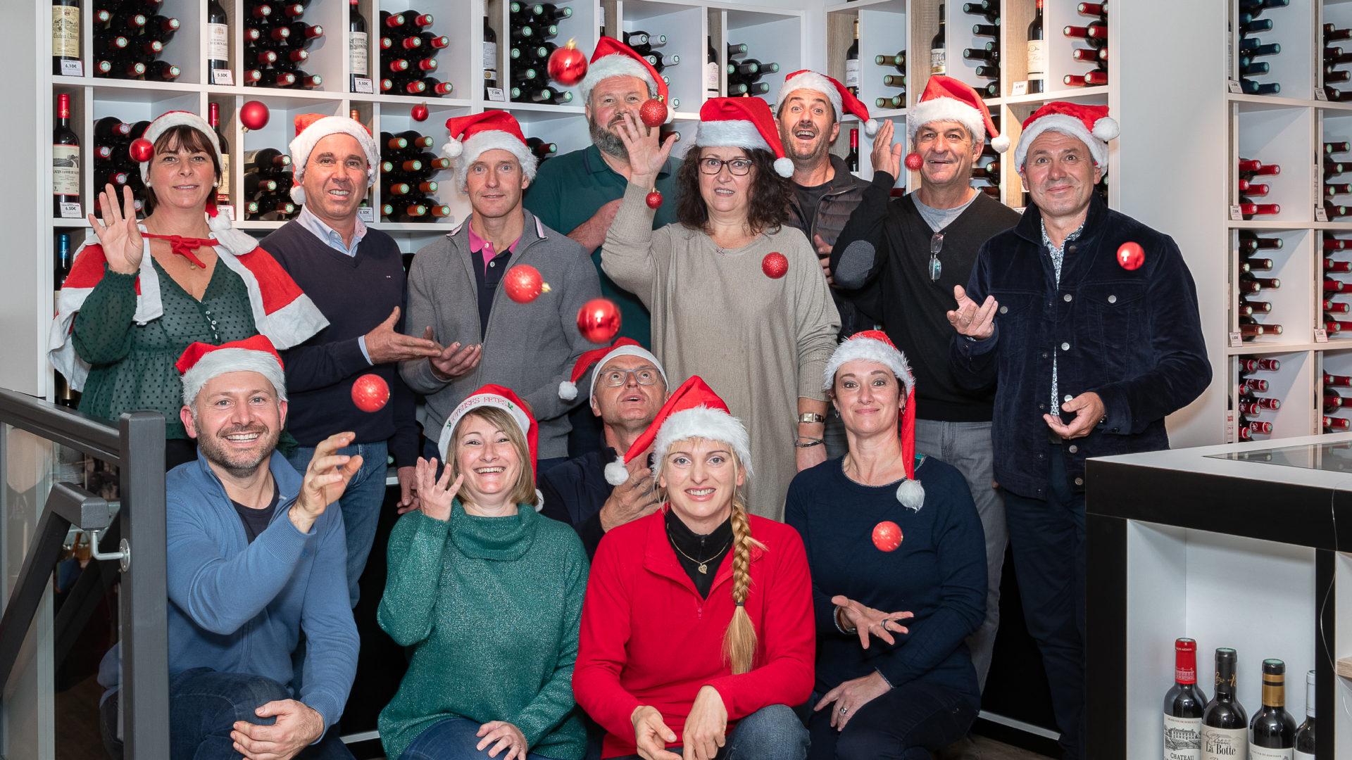 Fêtez Noël à la Maison du Vin de Blaye