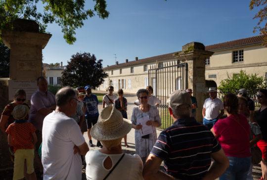 Journées portes ouvertes au Château Les Chaumes