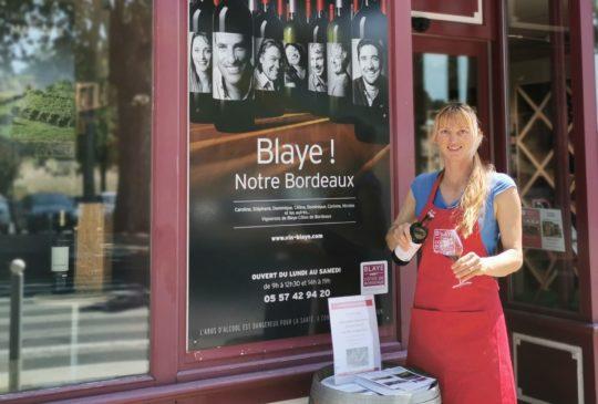 Rencontre dégustation – Château Nodot