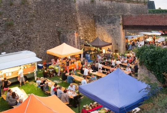 Marché Nocturne de Blaye – Château Haut Bourcier et Château Haut-Canteloup