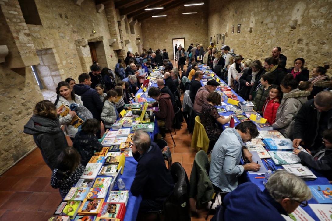 Salon Livres en Citadelle